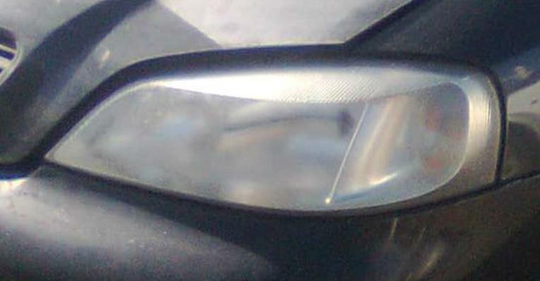 2001 HOLDEN ASTRA TS 4 SP AUTOMATIC 1.8L MULTI POINT F/INJ HEADLIGHT LEFT
