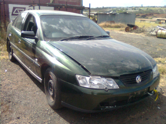 2002 HOLDEN COMMODORE VY 4 SP AUTOMATIC 3.8L MULTI POINT F/INJ WIPER MOTOR FRONT