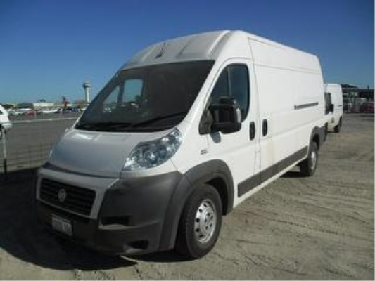 2011 FIAT DUCATO MY10 LWB/MED 6 SP MANUAL 2.3L DIESEL TURBO F/INJ HEADLIGHT LEFT