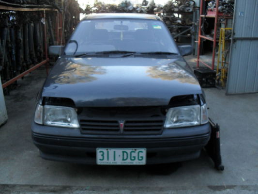 1994 DAEWOO 1.5i 3 SP AUTOMATIC 1.5L MULTI POINT F/INJ COMPLETE VEHICLE