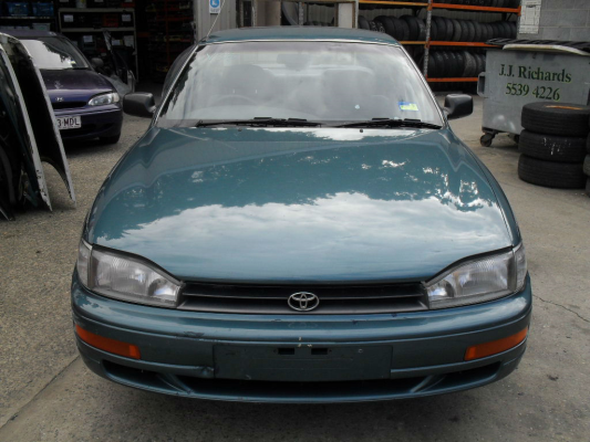 1994 TOYOTA CAMRY EXECUTIVE 4 SP AUTOMATIC 2.2L ELECTRONIC F/INJ TOWBAR