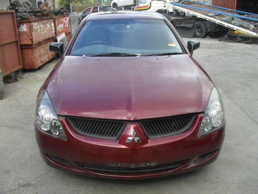 2003 MITSUBISHI MAGNA TL ES 4 SP AUTO SPORTS MODE 3.5L MULTI POINT F/INJ WIPER MOTOR FRONT