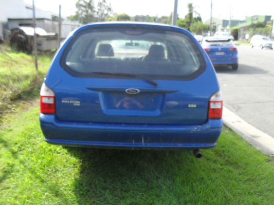 2005 FORD FALCON BA MKII 4 SP AUTO SEQ SPORTS 4.0L MULTI POINT F/INJ DOOR LOCK ASSEMBLY LR