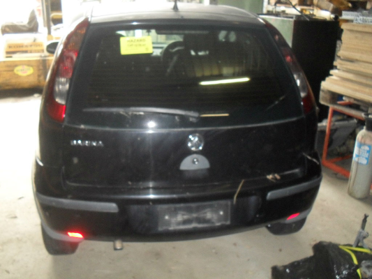 2005 Holden Barina Xc My05 Sxi 5 Sp Manual 1 4l Multi