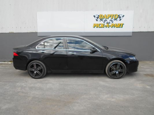 2006 HONDA ACCORD MY06 UPGRADE EURO 5 SP SEQUENTIAL AUTO 2.4L MULTI POINT F/INJ TRANSMISSION/GEARBOX