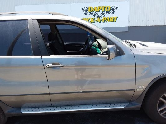 2004 BMW X5 E53 3.0d 6 SP AUTOMATIC 3.0L TURBO CDI DOOR RF