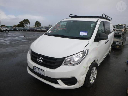 2016 LDV G10 35S13 MWB 6 SP AUTOMATIC COMPLETE VEHICLE