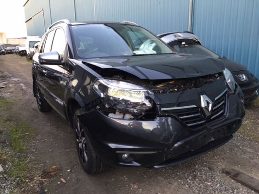 2015 RENAULT KOLEOS H45 PHASE III SPORT WAY L.E. (4X2) CONTINUOUS VARIABLE 2.5L MULTI POINT F/INJ WHEEL (ALLOY/MAG) SET
