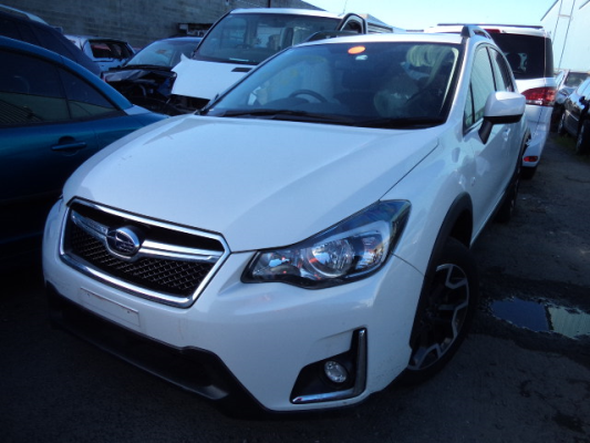 2016 SUBARU XV MY16 2.0I-L CONTINUOUS VARIABLE 2.0L MULTI POINT F/INJ COMPLETE VEHICLE