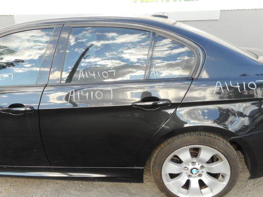 2008 BMW 3 20i 6 SP AUTOMATIC STEPTRONIC 2.0L MULTI POINT F/INJ DOOR LR