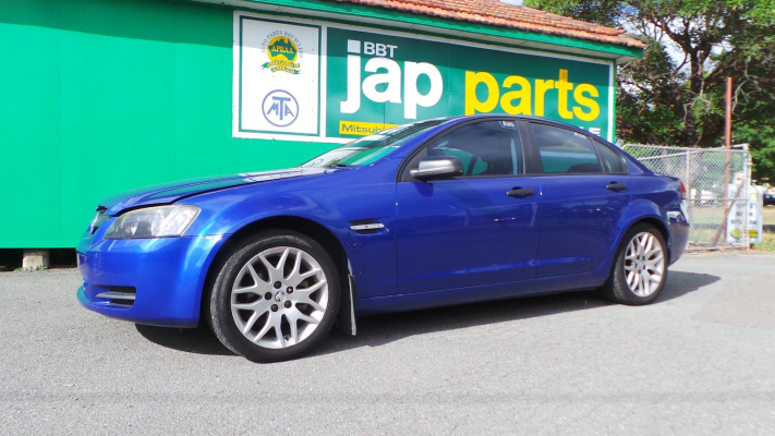 2006 HOLDEN COMMODORE VE OMEGA 4 SP AUTOMATIC 3.6L MULTI POINT F/INJ DOOR RR