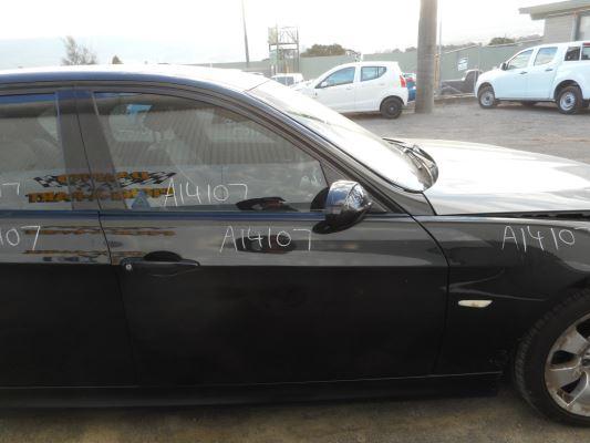 2008 BMW 3 20i 6 SP AUTOMATIC STEPTRONIC 2.0L MULTI POINT F/INJ DOOR RF