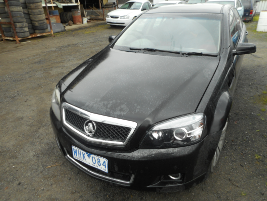 2008 HOLDEN COMMODORE VE MY08 3.6L MULTI POINT F/INJ PWR STEER RACK