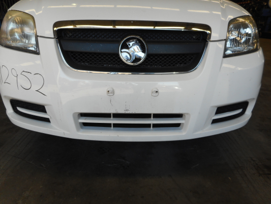 2007 HOLDEN BARINA TK MY07 4 SP AUTOMATIC 1.6L MULTI POINT F/INJ GRILLE