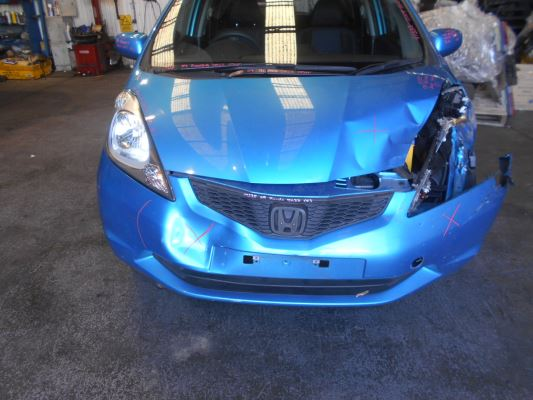 2009 HONDA JAZZ GE 5 SP AUTOMATIC 1.5L MULTI POINT F/INJ AIRBAG RF