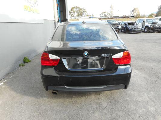 2008 BMW 3 20i 6 SP AUTOMATIC STEPTRONIC 2.0L MULTI POINT F/INJ BAR REAR COMPLETE