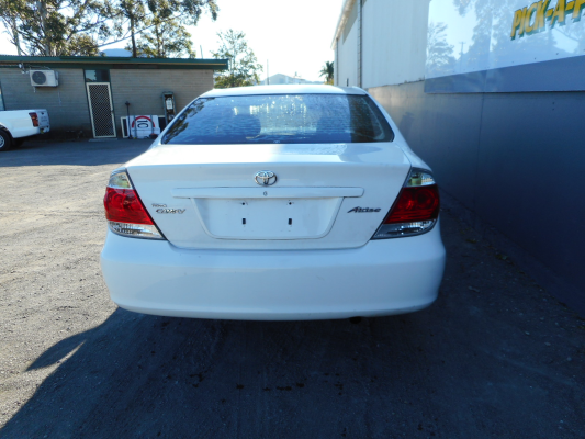 2005 TOYOTA CAMRY ALTISE 4 SP AUTOMATIC BOOT LID