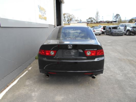 2006 HONDA ACCORD MY06 UPGRADE EURO 5 SP SEQUENTIAL AUTO 2.4L MULTI POINT F/INJ BAR REAR COMPLETE