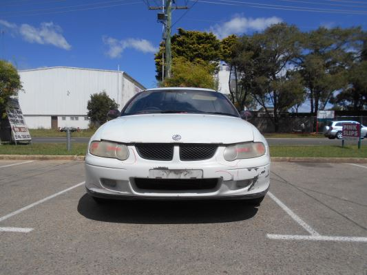 2001 HOLDEN COMMODORE VX 3.8L MULTI POINT F/INJ ENGINE LONG
