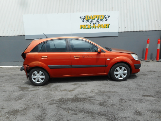 2007 Kia Rio Jb Lx 5 Sp Manual 1 4l Multi Point F  Inj Transmission  Gearbox