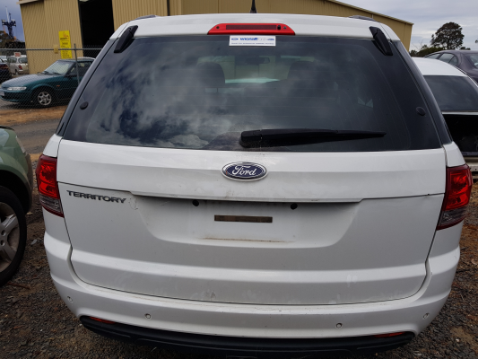2013 FORD TERRITORY SZ 6 SP AUTOMATIC 4.0L MULTI POINT F/INJ TRANSMISSION/GEARBOX