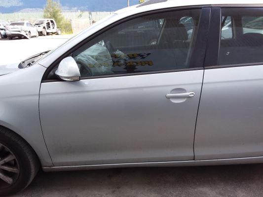 2011 VOLKSWAGEN GOLF 1K MY11 6 SP AUTO DIRECT SHIFT 1.4L TURBO MPFI DOOR LF