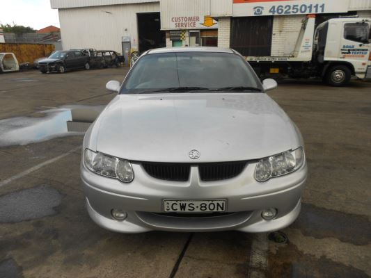 2001 HOLDEN COMMODORE VX 4 SP AUTOMATIC 3.8L MULTI POINT F/INJ ENGINE LONG
